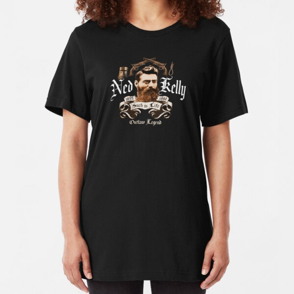 Ned kelly Slim Fit T-Shirt