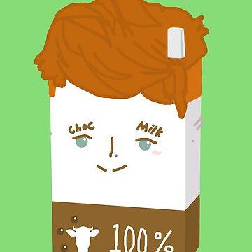 Chocolate milk by biGcAtsYell