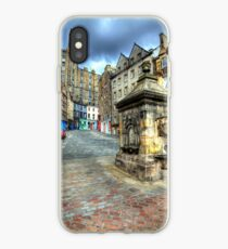 Grassmarket - Edinburgh iPhone Case