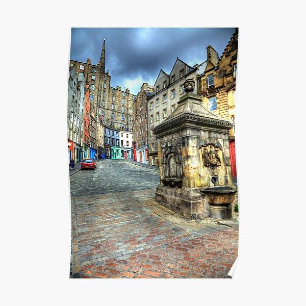 Grassmarket - Edinburgh Poster