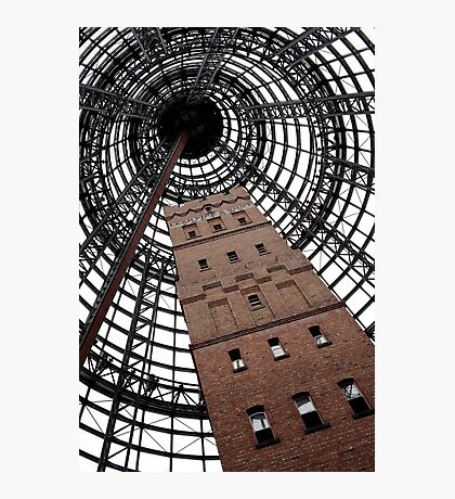 Melbourne's Icons - the Shot Tower Photographic Print