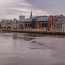 The River Tyne by RamblingTog