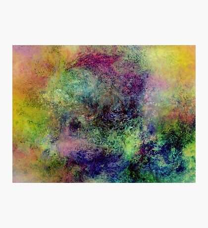 Fairy Tales Abstraction Painting Photographic Print