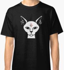 Camiseta clásica gato