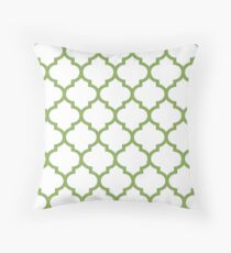 PANTONE COLOUR OF THE YEAR 2017|GREENERY|DOMES Throw Pillow