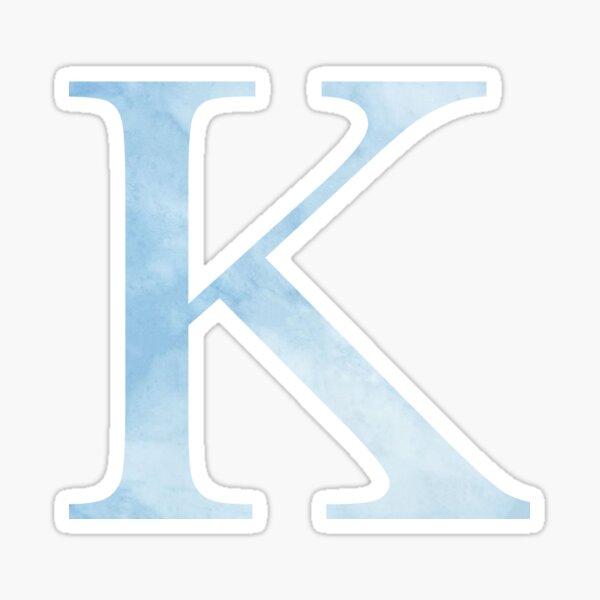 Blue Marble K Sticker