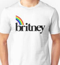 Britney Spears (Rainbow) Unisex T-Shirt