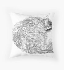 Puddy Throw Pillow