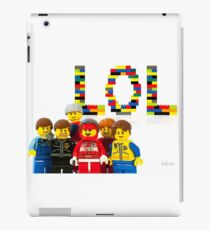 Laugh Out Loud iPad Case/Skin