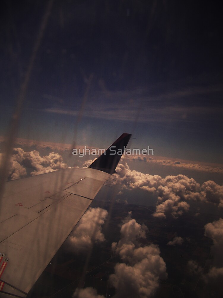 Over used Airline. by ayham Salameh