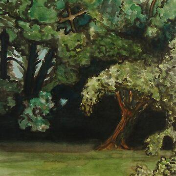 Trees by crowleyronan123