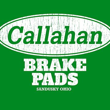 CALLAHAN BRAKE PADS by trev4000