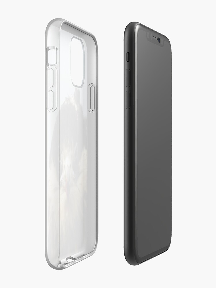 Alternate view of Juvenile Peregrine iPhone Case & Cover