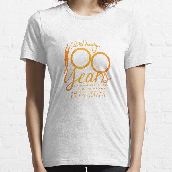 Iyengar Yoga UK Centenary Year - charity design Essential T-Shirt