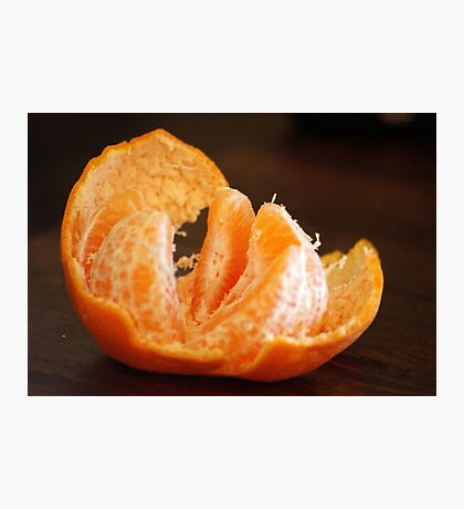 TANGERINE - one of my favorites! Photographic Print