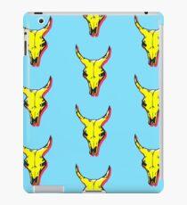 Yellow Bull  iPad Case/Skin