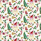 Santa's Cookies by tinaschofield