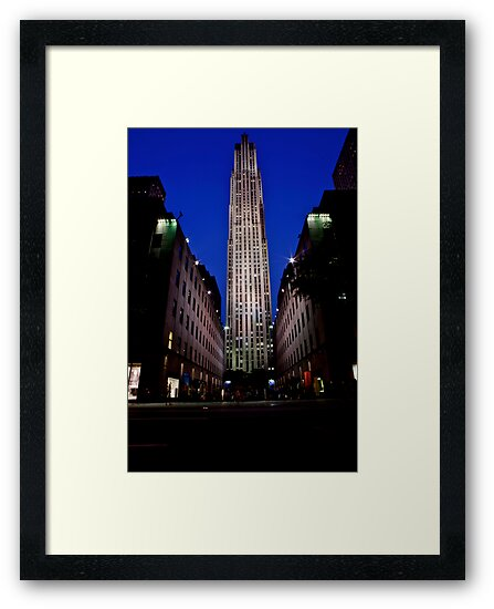 Rockefeller Plaza by micpowell