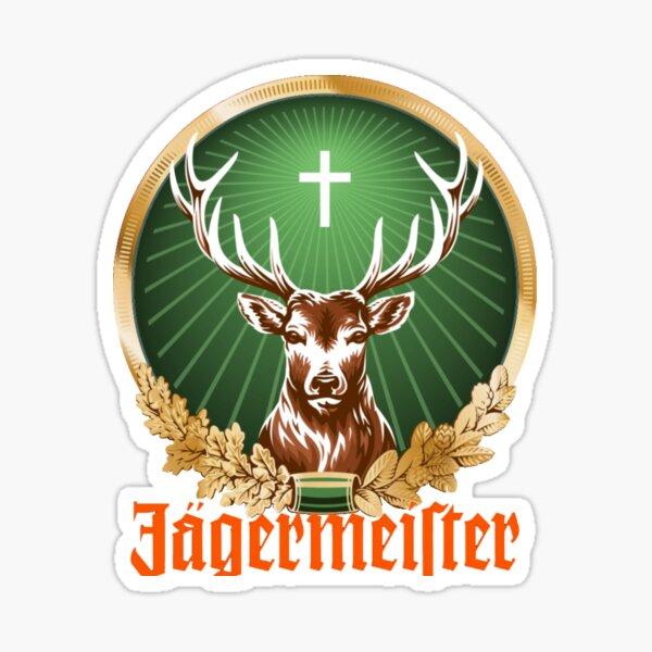 Jägermeister Sticker