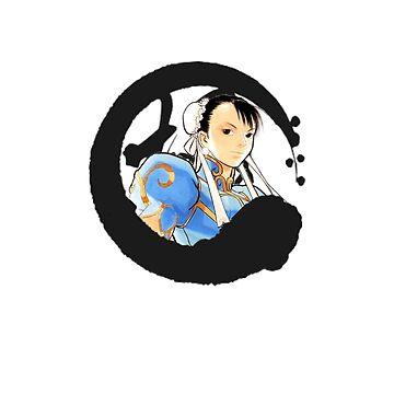 Chun Li Street Fighter by VictorR9