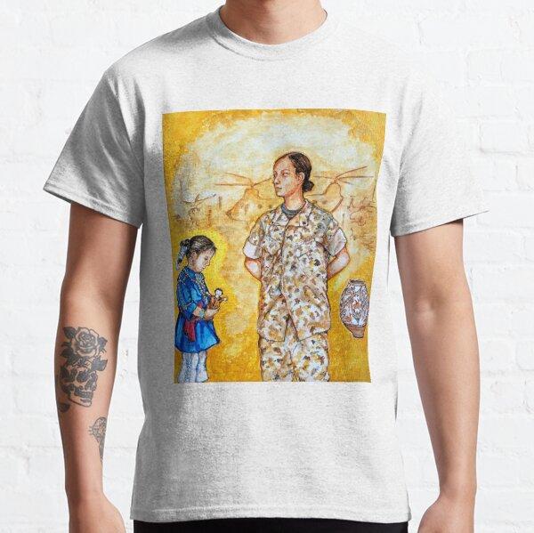 Female icons three Classic T-Shirt