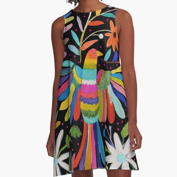 parajos A-Line Dress