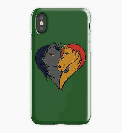For the love of Horses iPhone Case/Skin