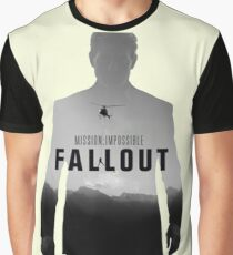 M:I 6 Fallout Movie Graphic T-Shirt