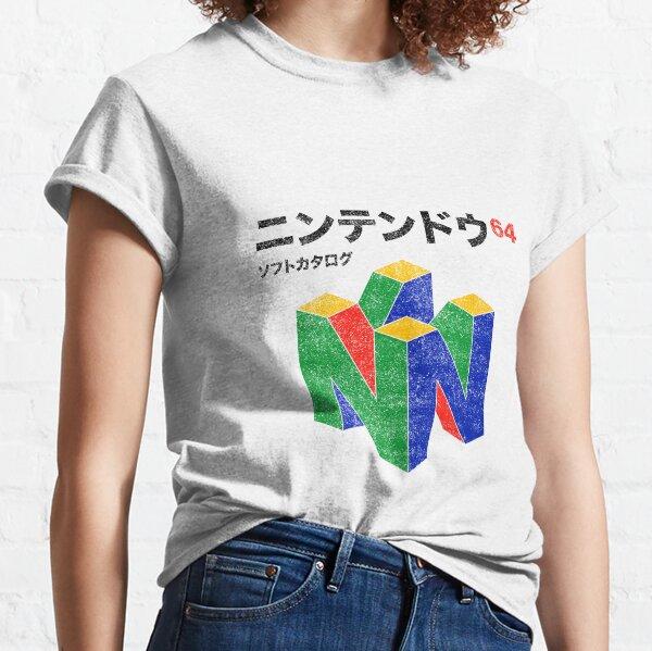ニンテンドウ64 Classic T-Shirt
