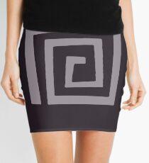 The Hollow Tee! Mini Skirt