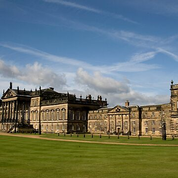 Wentworth Woodhouse by L18daw