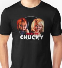 Bride Of Chucky 1 Unisex T-Shirt