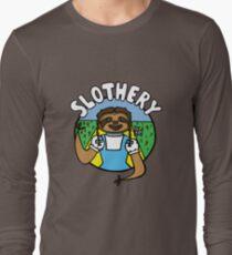 Slothery Long Sleeve T-Shirt