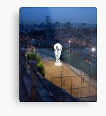 World Cup Metal Print