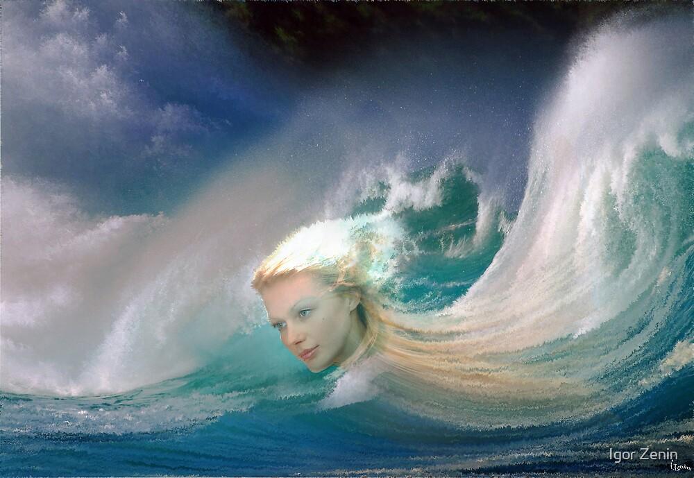 Aqua by Igor Zenin
