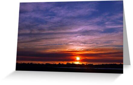 Applecross Sunset  by EOS20