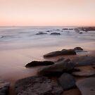 Towoon Bay rockside by Adriana Glackin
