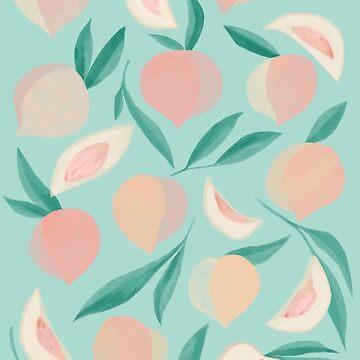peaches by annarchie