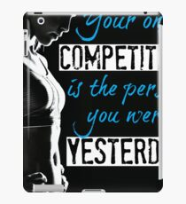 Competition iPad Case/Skin