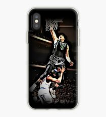 Giannis Antetokounmpo Dunk iPhone Case