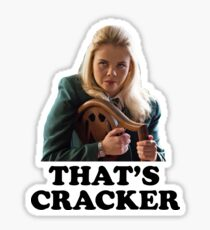 Derry Girls - That's Cracker Sticker
