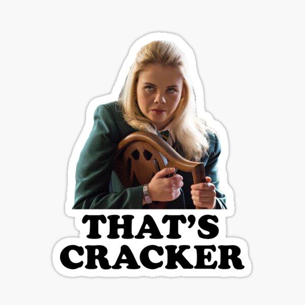 Derry Girls - That's Cracker Sticker