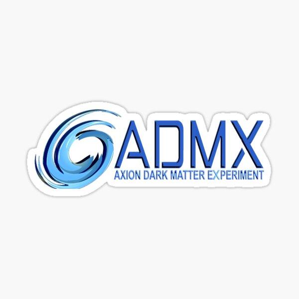 The Axion Dark Matter eXperiment Logo Sticker