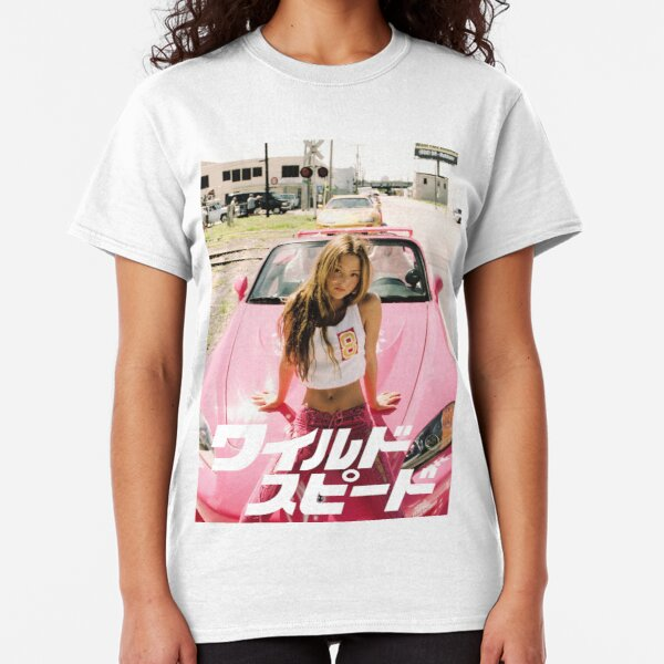 "Japanese ""The Fast and the Furious"" Suki/Devon Aoki Tee Classic T-Shirt"
