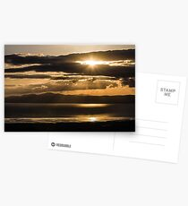 Donegal Sunset Postcards