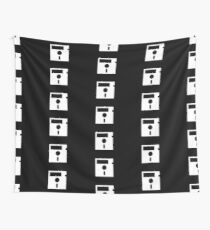 """3.5 """"inch floppy disk Wall Tapestry"""