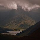The Lake District: Dramatic Light on Fleetwith Pike by Rob Parsons (Just a Walker with a Camera)