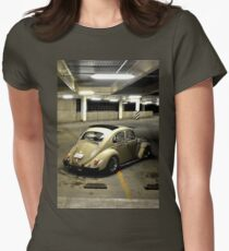 VW Night Women's Fitted T-Shirt