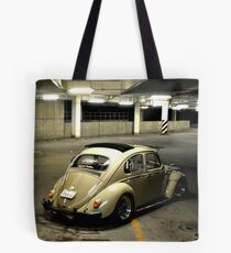 VW Night Tote Bag