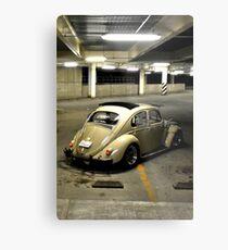 VW Night Metal Print